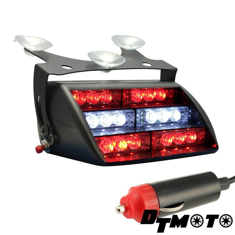 Led Police Lights Sirens Warning Strobe Light Police Lights Strobe Lights Strobing
