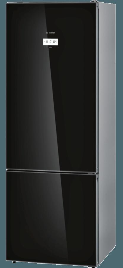Frigorífico Combi Bosch Kgf56sb40 No Frost 193 Cm Ancho 70cm Wifi Ready A Frigoríficos Puertas De Cristal Combi