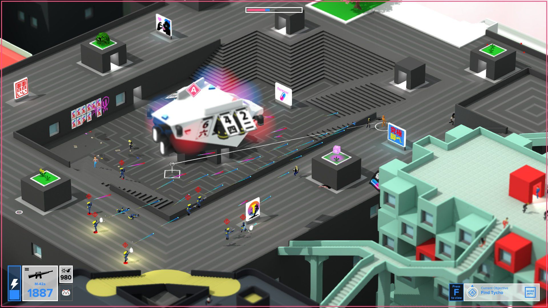 Tokyo 42 is a damn cool take on Syndicate and classic GTA: As a modern take on the original Grand Theft Auto and Syndicate with some lovely…
