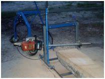 Panther Pro Chainsaw Mill Portable Saw Mill Sahranenie