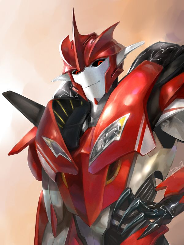 transformers prime meet knockout flea
