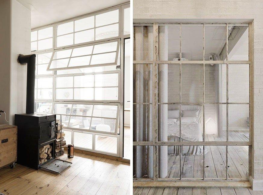 Cerramientos interiores de cristal llacuna poble nou for Cerramientos de interiores