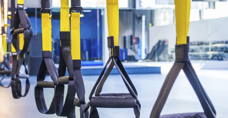 Full-Body TRX Workout