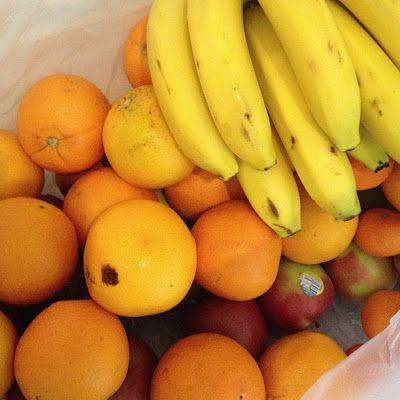 Last Weeks Case of Produce
