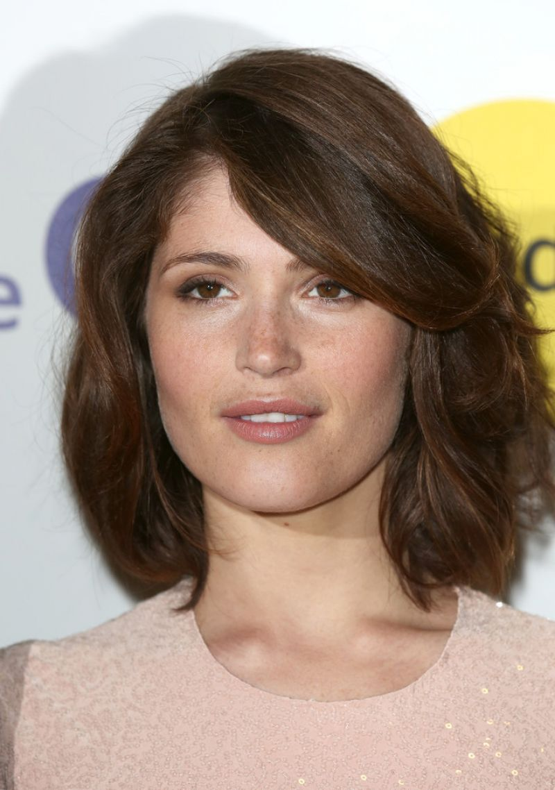 Gemma Arterton Photos Photos  The Voices Screening   Sundance London     Gemma s new shorter hair  She makes me want to cut my mop off