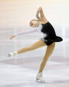 Gracie Gold Love the dress, Love all of her dresses ...Gracie Gold Skating Dresses