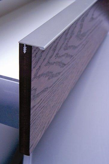 Continuous Drawer Pulls Hb380 Drawer Pull Handb2012 Cabinetry Design Kitchen Door Designs Kitchen Drawer Pulls