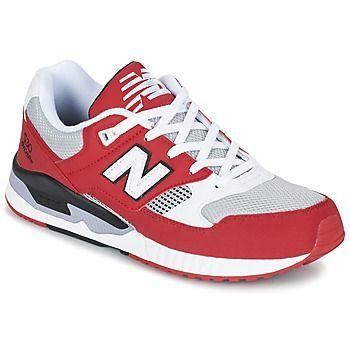 Χαμηλά Sneakers New Balance M530 Red / Grey 123.00 €
