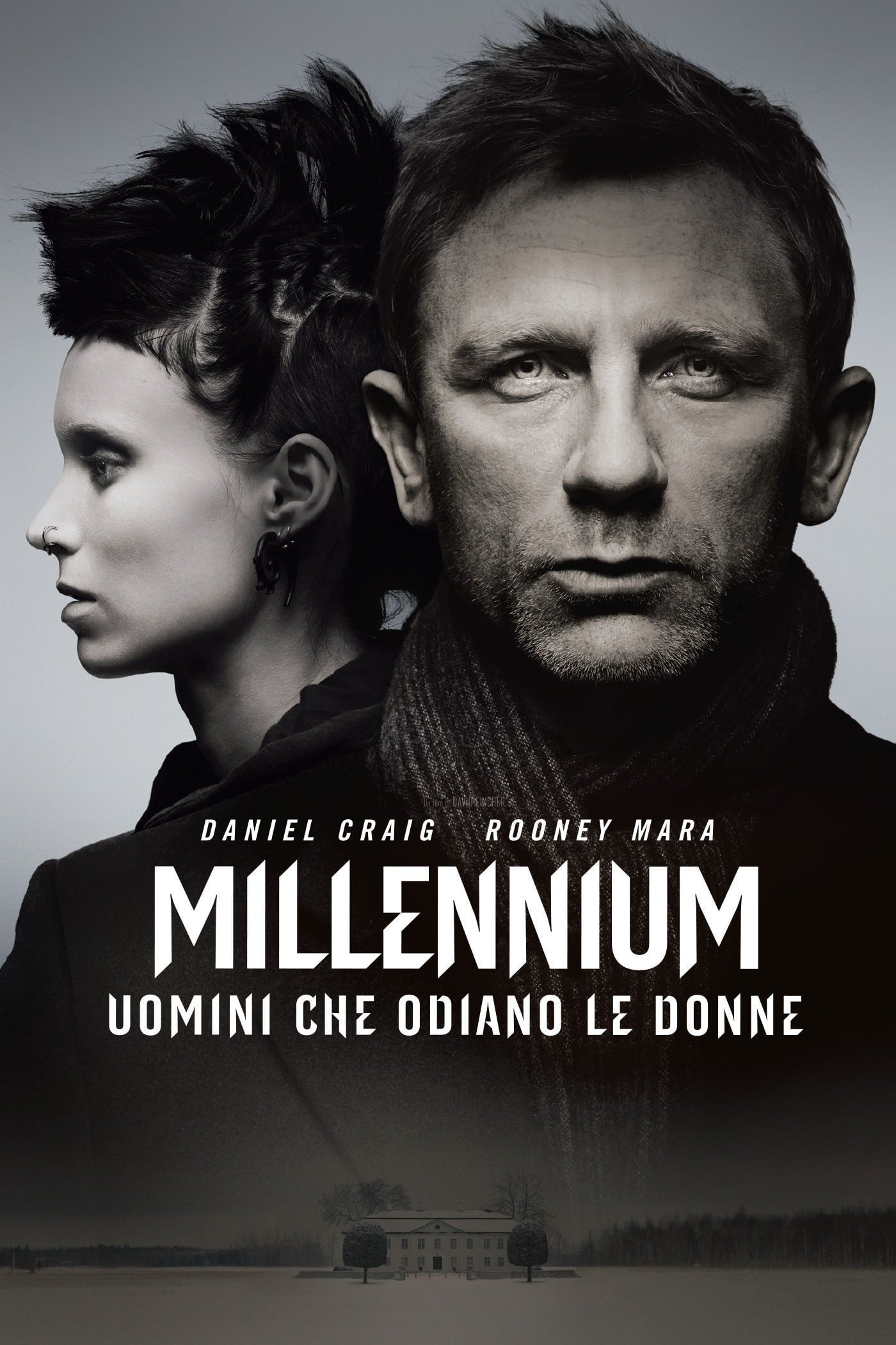 The Girl with the Dragon Tattoo (2011) Téléchargement