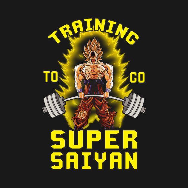 Dragon Ball Z Workout Shirts
