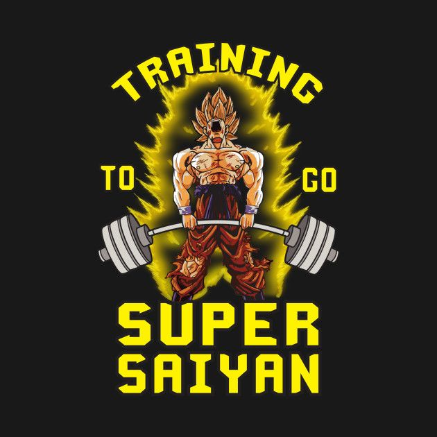 Check Out This Awesome Training To Go Super Saiyan Design On Teepublic Dragon Ball Super Manga Anime Dragon Ball Super Dragon Ball Super Goku