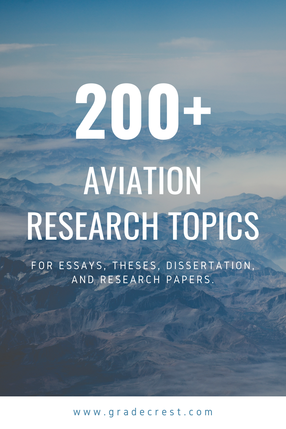 Aviation Research Topic For Dissertation Paper Airline Examples Example