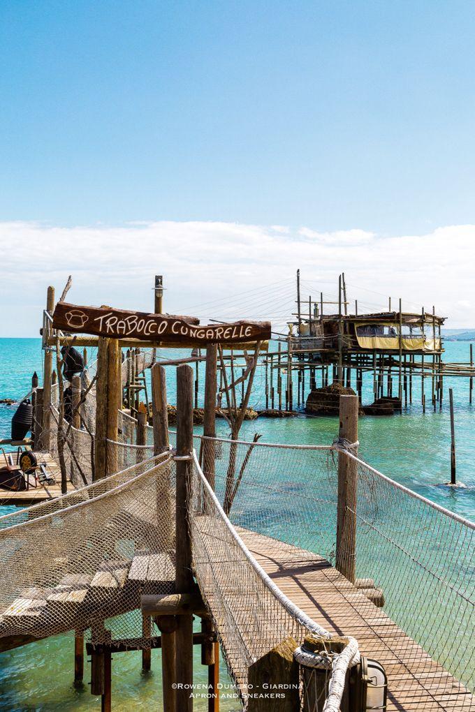 Ristorante Trabocco Cungarelle In Vasto Marina Abruzzo Italy