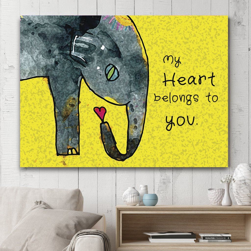 Enchanting Whimsical Wall Art Gallery - All About Wallart ...