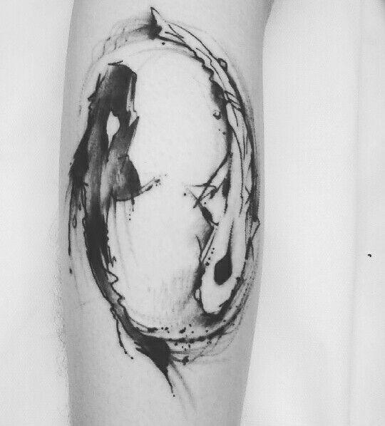 Koi Fish Yin Yang Tattoo Yin Yang Tattoos Geometric Yin Yang Tattoo Avatar Tattoo