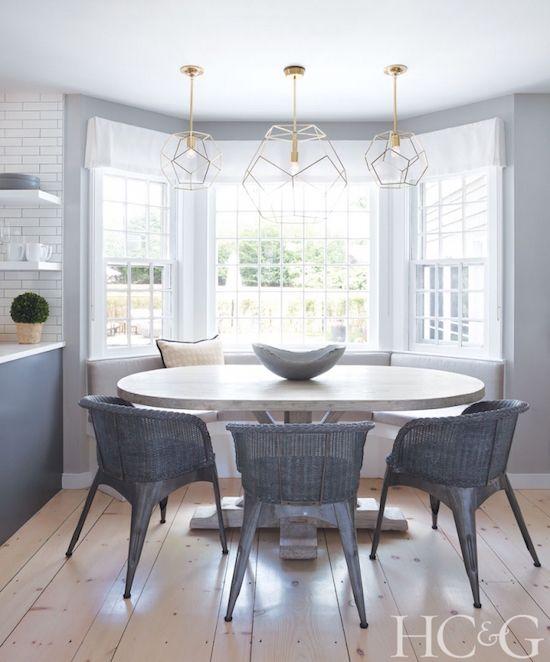 The Zhush: Bridgehampton Beauty   Divine Dining Areas   Pinterest