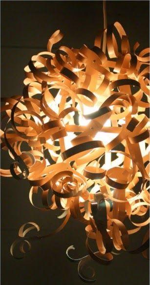 lamp maken van papier mache - Google zoeken | Lampen kreative ...