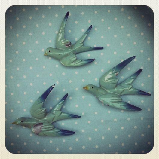 Bluebirds @ sewyeah.wordpress.com