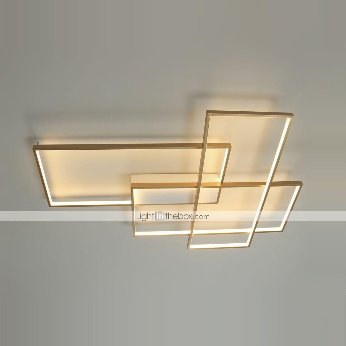 Lights & Lighting Round White Black Frame Modern Led Ceiling Light Ac85~265v Indoor Bedroom Kitchen Lamps Study Foyer Light Free Shipping Dimmable