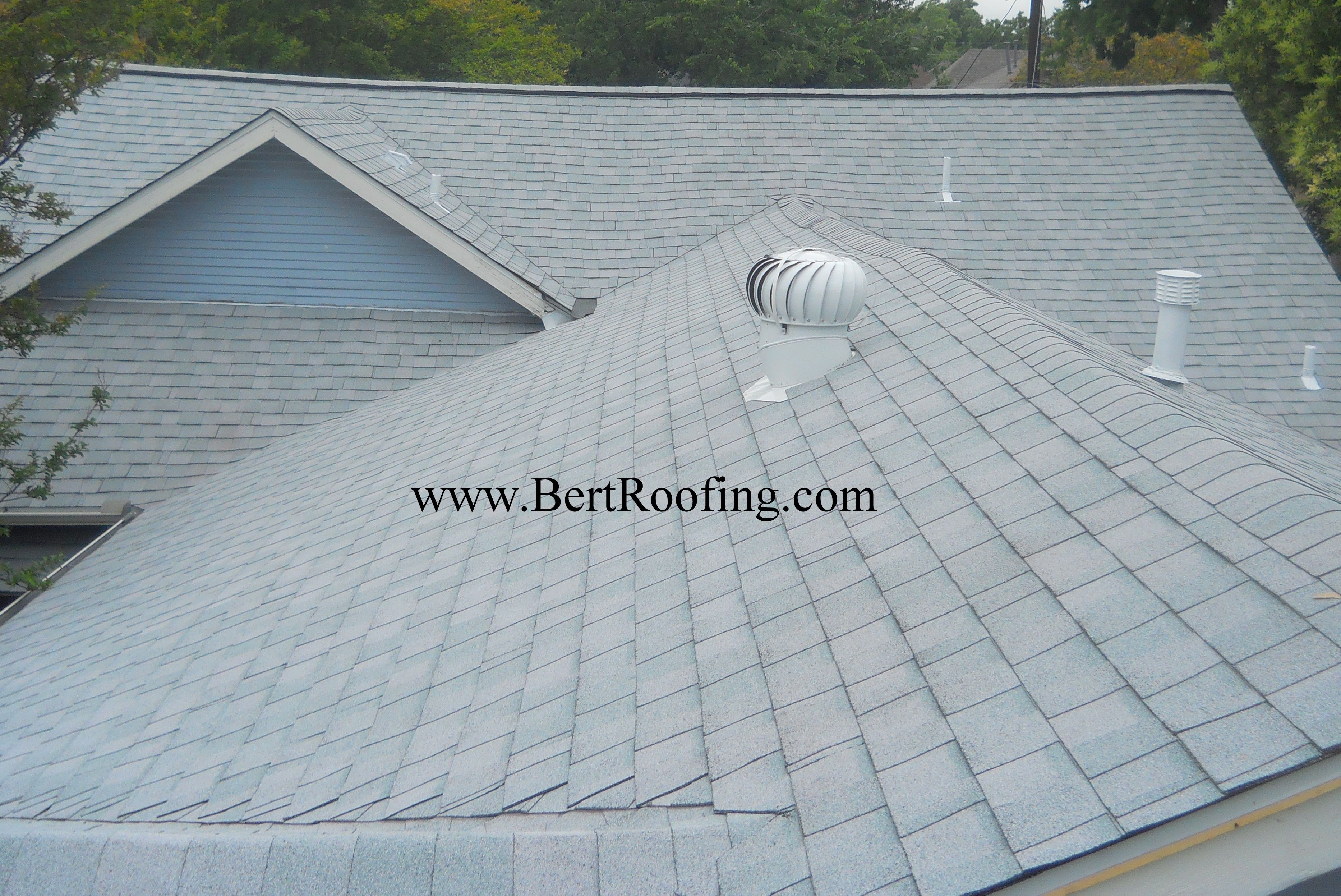 Best Certainteed Landmark Composition Shingle Color Silver Birch Installed By Bert Roofing Inc Of 640 x 480