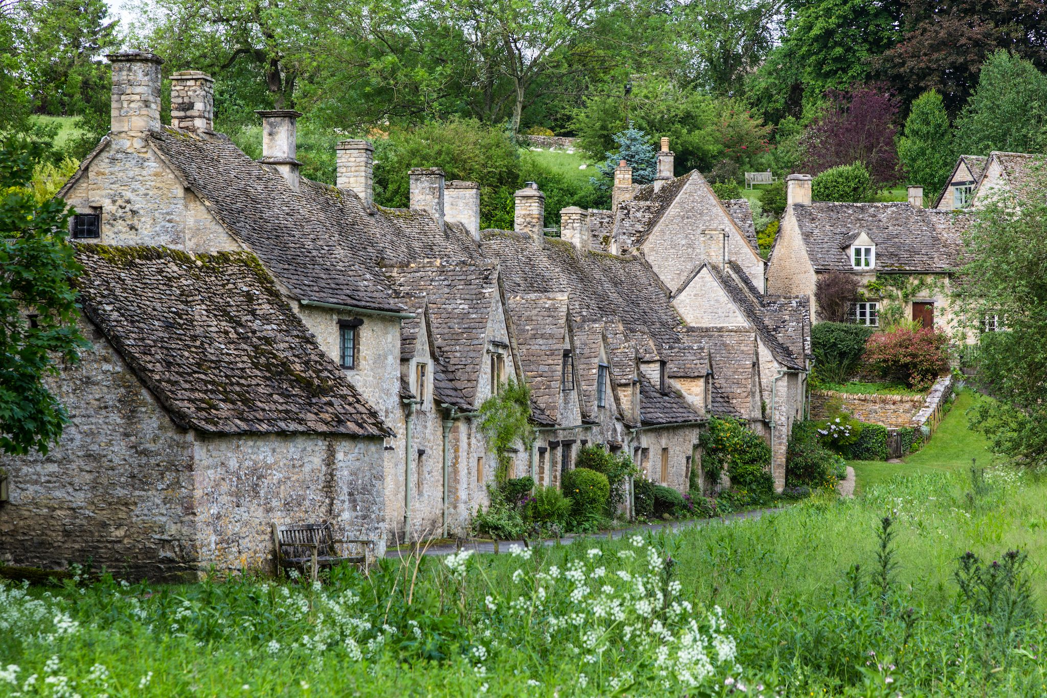 Nine villages near London that time Day trips