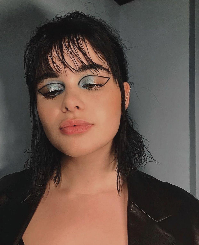 Euphoria Makeup Kat , Euphoria Makeup in 2020 Festival