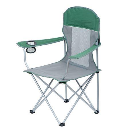 Ozark Trail Comfort Mesh Chair Purple Green | Mesh chair