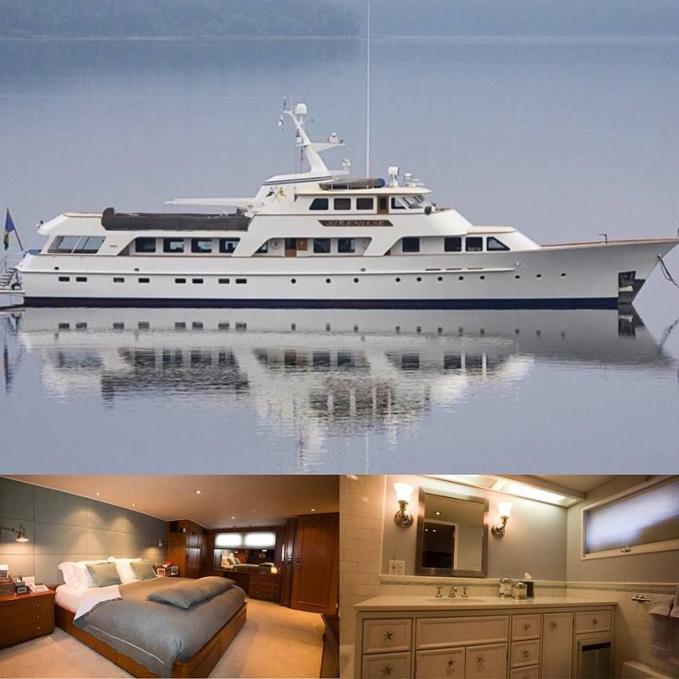 Sirenuse M Feadship YACHTS Pinterest Yacht Boat - Classic cruise ships for sale