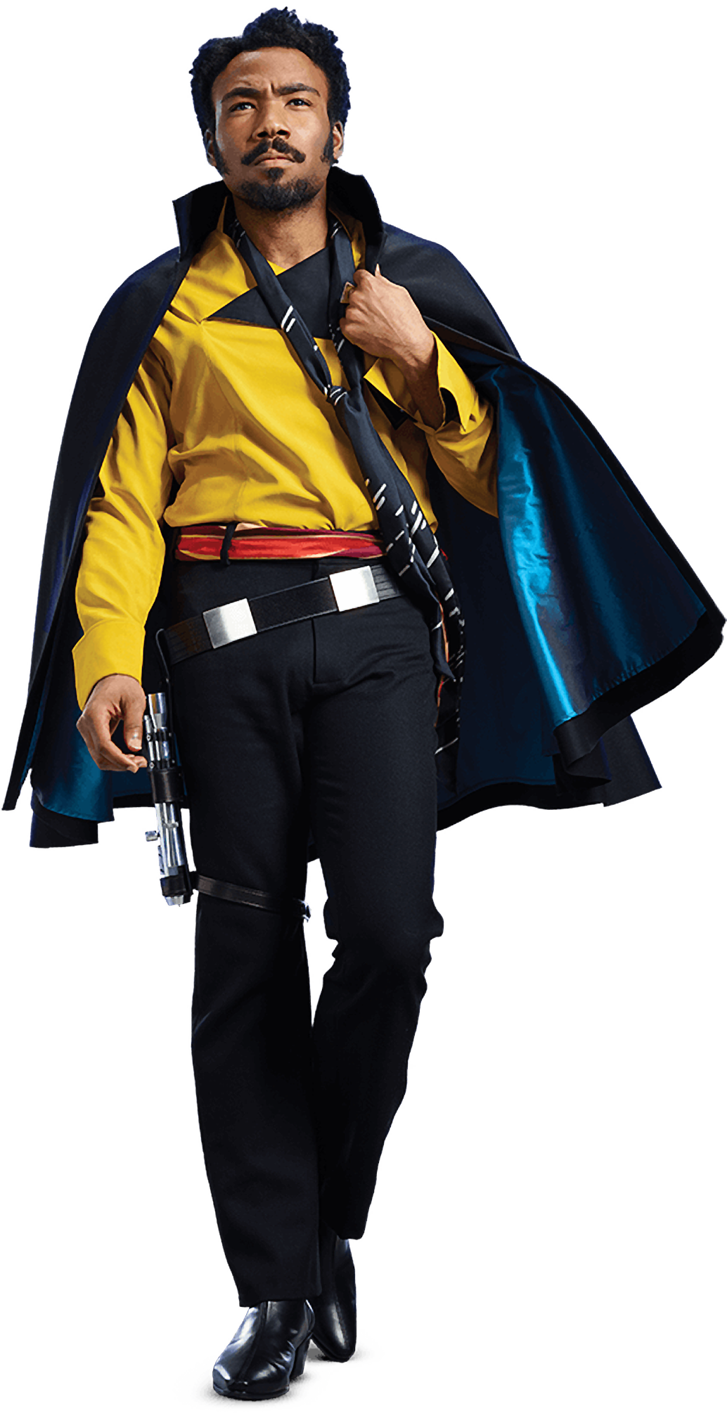 Image result for lando character young pose donald