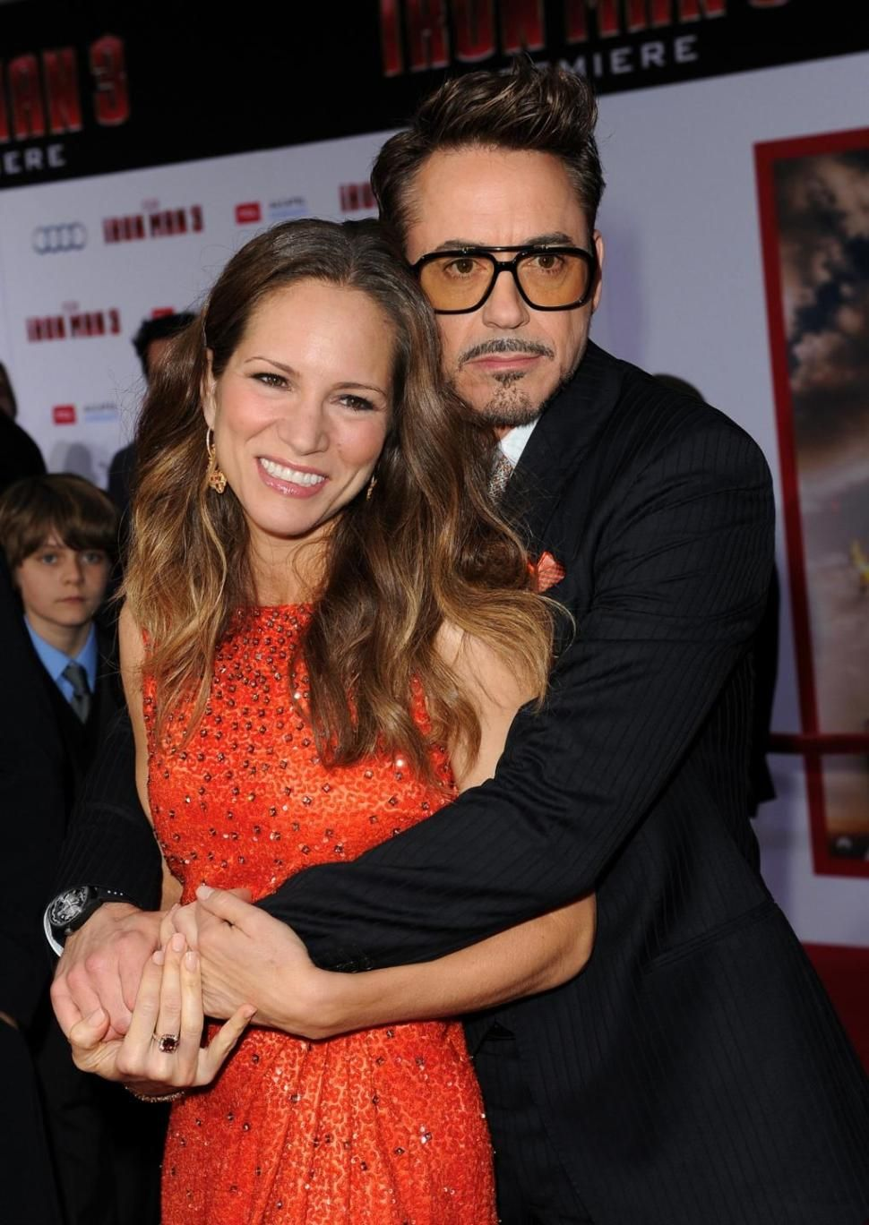 Robert Downey Jr Wife Susan Expecting Baby Girl In November