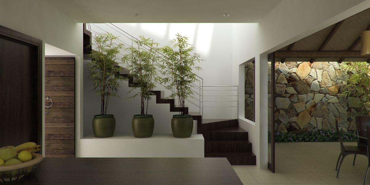 Escaleras modernas para casa buscar con google escaleras pinterest interiores y b squeda - Casas con escaleras interiores ...