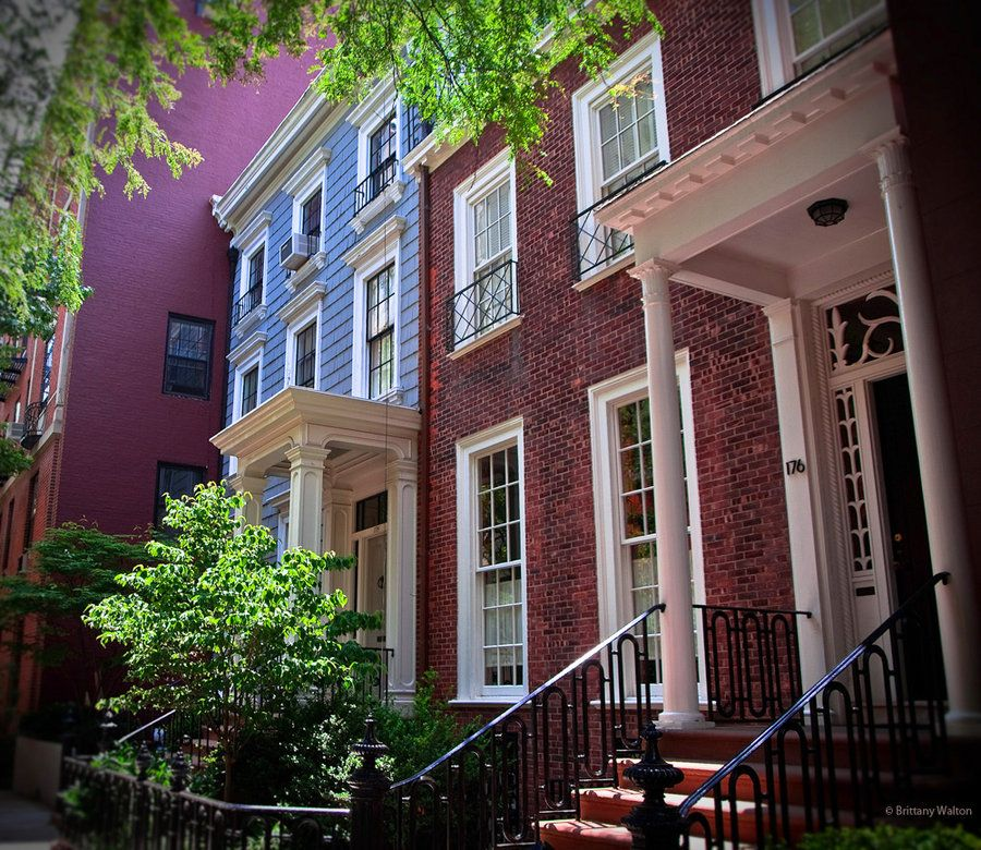 Apartments Townhouses Houses For Rent: Beautiful Townhouses In NYC By BeBeWalt On DeviantArt