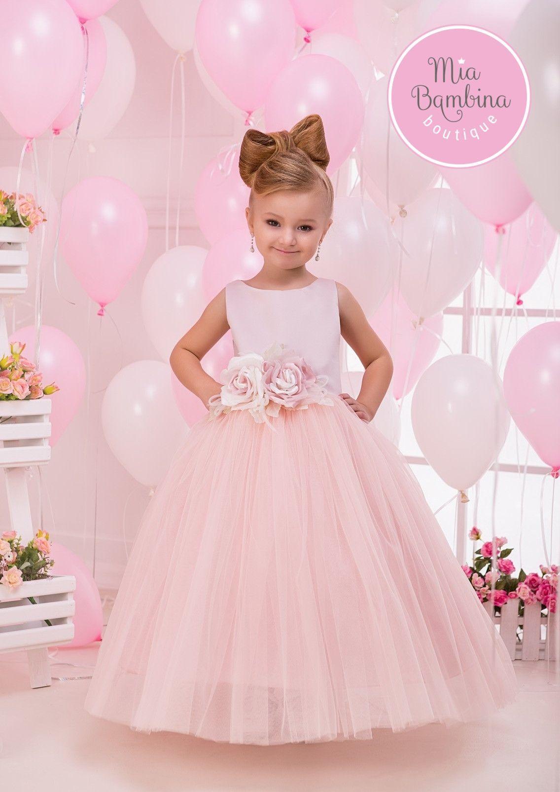 Emma tutu dresses rosettes and girls dresses