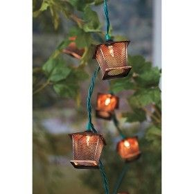 Threshold string lights