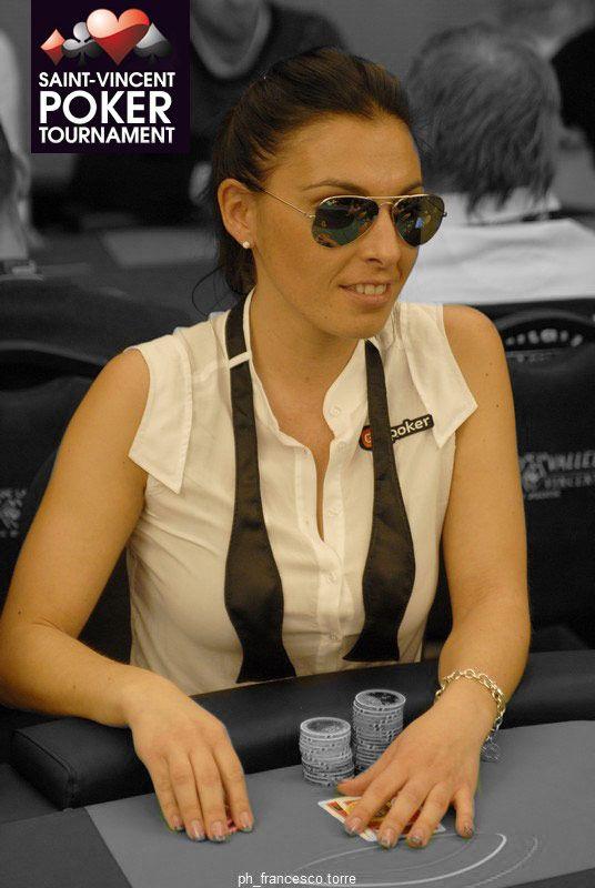 Saint-Vincent Poker Tournament - Carla Solinas