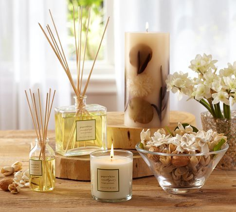 Pottery Barn Paperwhite Home Fragrance Collection Love The Scent