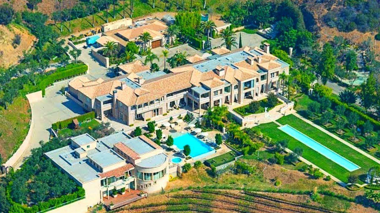 Inside Four 100,000,000 Mega Mansions! in 2020 Mansions