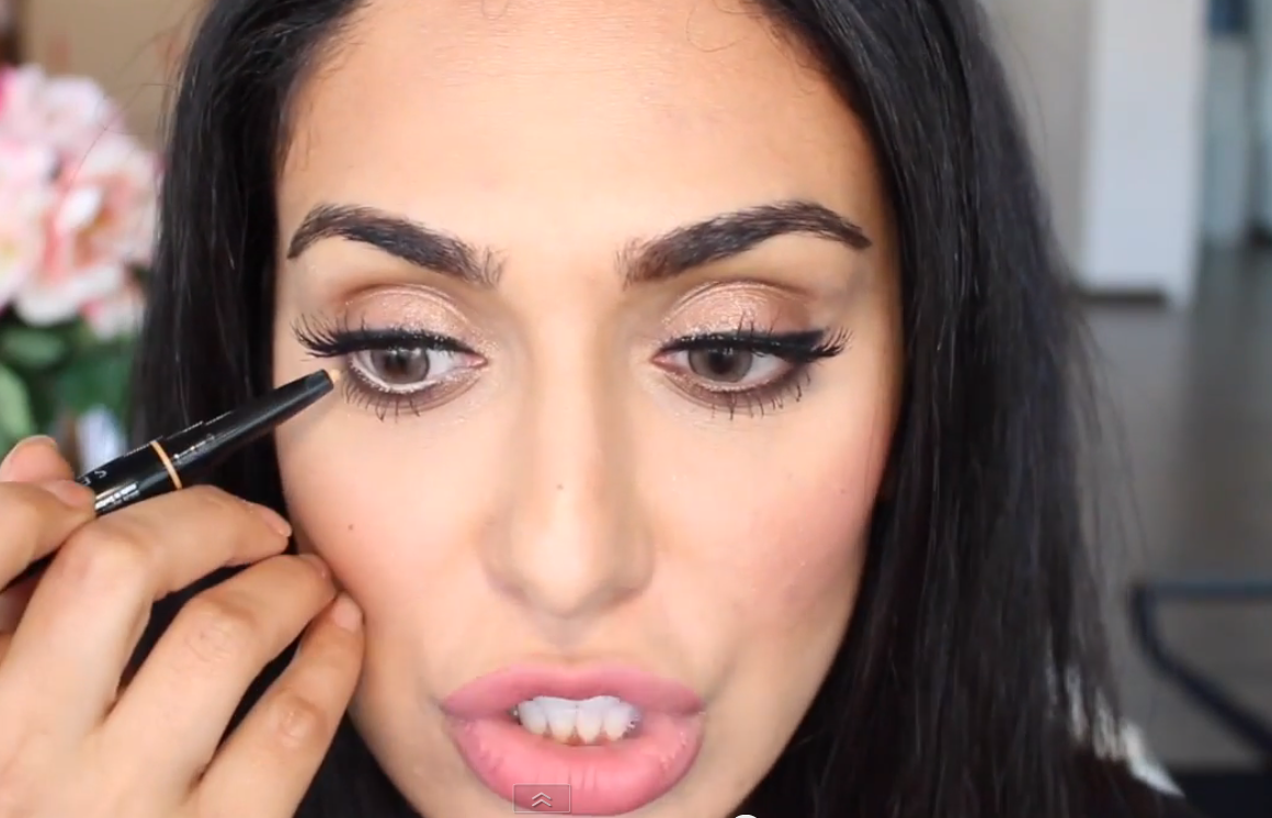 Beauty 101 How To Make Your Eyes Look Big Video Makeup