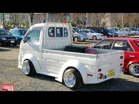 Suzuki Carry Youtube Camionetas Autos Autos Pequenos