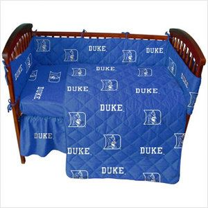Bundle 98 College Covers Duke Crib Bedding Collection
