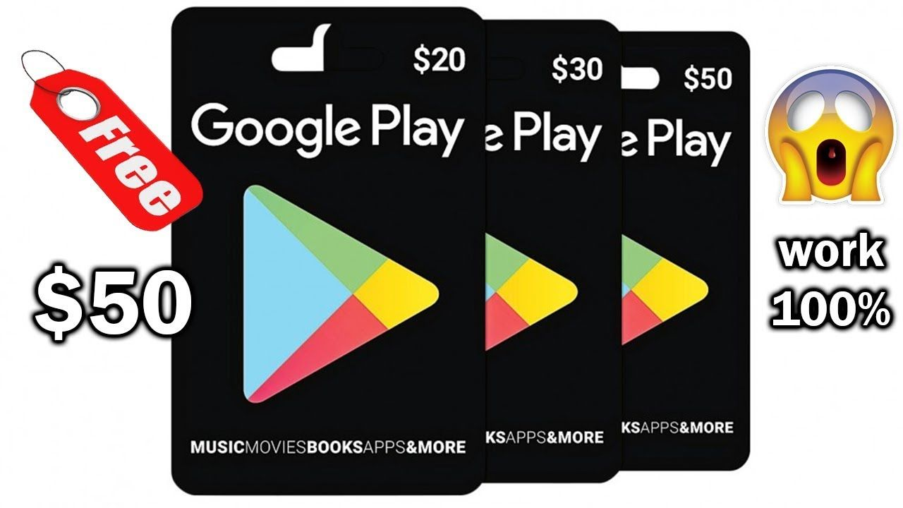 Get 100 right nowgoogle play voucher codes free how