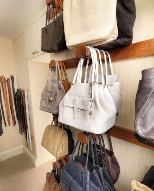 Pomeroy Walk In Closet With Storage For Shoes And Handbags   Traditional    Closet   London   Tim Wood Limited Más