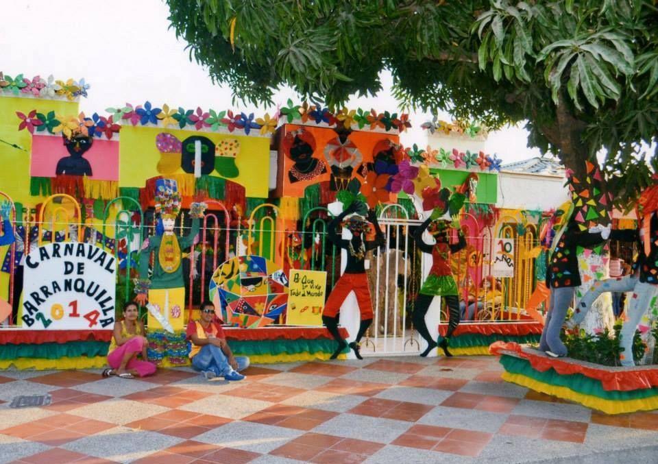 Resultado de imagen para decoracion centros comerciales en - Decoracion de carnaval ...