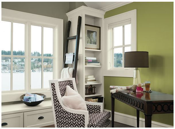 The 7 Best Benjamin Moore Green Paint Colours Home