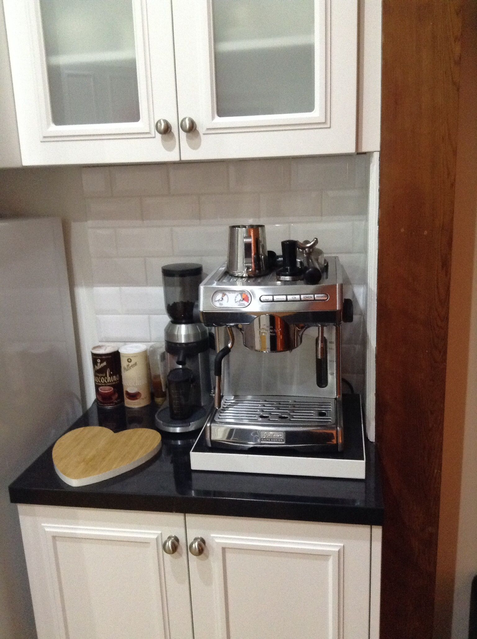 Photo of My coffee nook :-)
