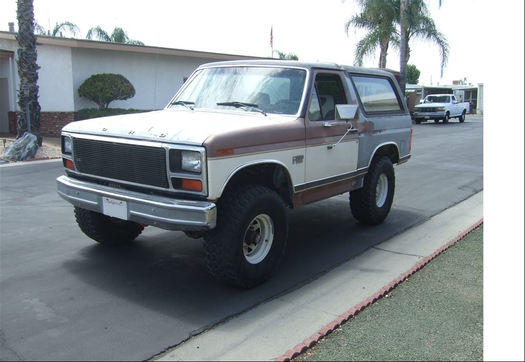 Ford Bronco Ford Bronco Ford Expedition Gmc Yukon Xl