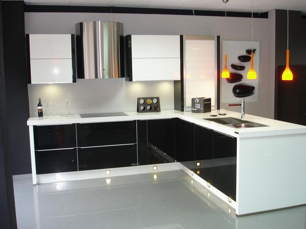 Dise o fabricaci n y venta de cocinas integrales en for Disenos cocinas integrales