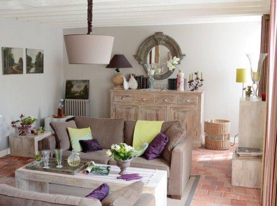 D co int rieure une maison normande la d co charme et for Decoration maison normande