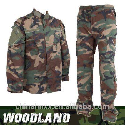 Lebanon Army Woodland Bdu Camouflage Military Uniform View