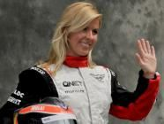 July 3, 2012    Female F1 driver 'conscious' after crash  Spanish Formula One driver Maria De Villota suffered serious injuries on Tuesday in a crash in testing for the Marussia team.